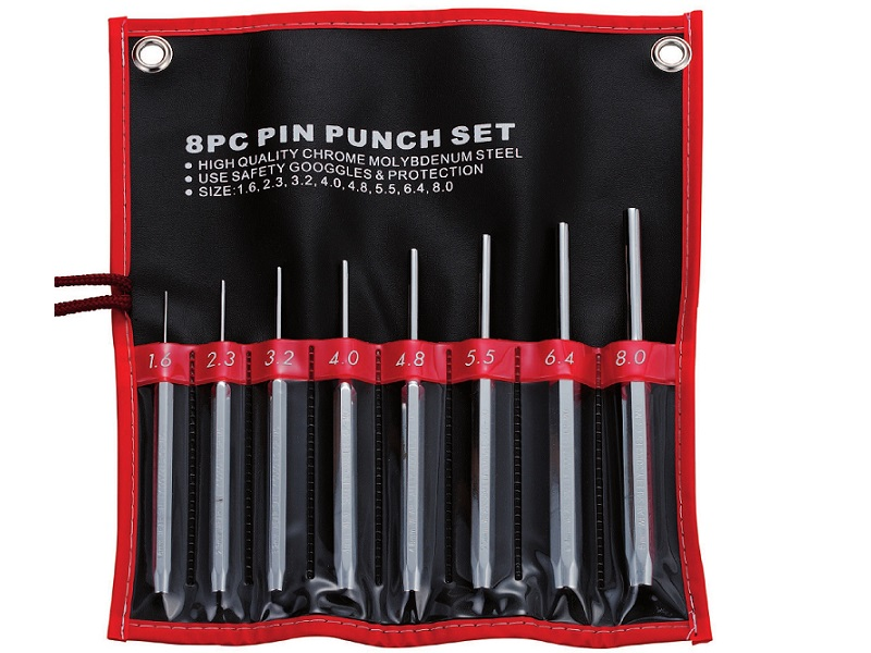 PIN PUNCH SET