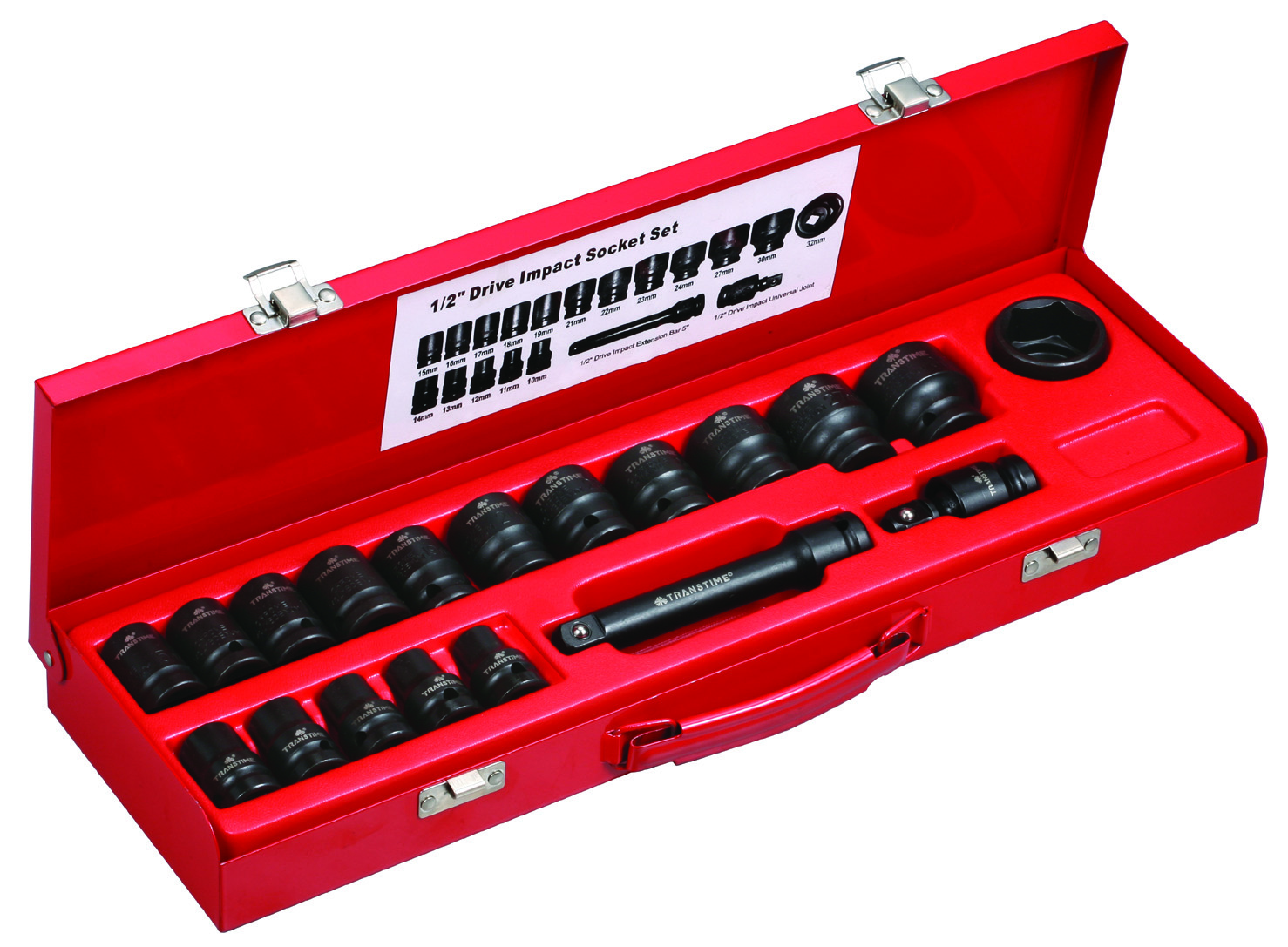 "1/2"" DRIVE IMPACT SOCKET SETS"